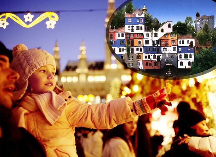 Mai utazás Belföld Kupon - 29% kedvezménnyel - Mai utazás Belföld - Advent Bécsben! Egy napos kirándulás Hundertwasser házainak felkeresésével 6.990 Ft + 3 euro (behajtási engedély és parkolási díj) helyett 4.990 Ft + 3 euro. Most fizetendő: 500 Ft..