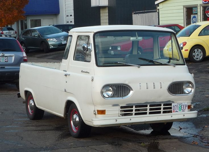 Curbside Classic: 1963 Ford Econoline Pickup | The Truth About Cars