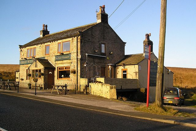 The Great Western, Marsden | Flickr - Photo Sharing!