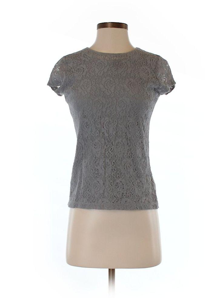 Chaps  Women Short Sleeve T-Shirt Size S