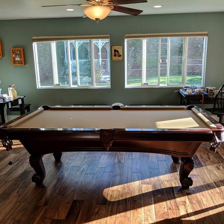 Brunswick Balke Collender Pool Table Foot Lot Estimated - Beach manufacturing pool table