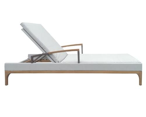 The Hayman Collection is the new premier offering from Coastal        Design Co for summer 2014The base is handcrafted in A grade renewable sourced Teak,        where immaculately mitred round legs meet a square teak baseThe seating area in marine foam padded upholstered Bat