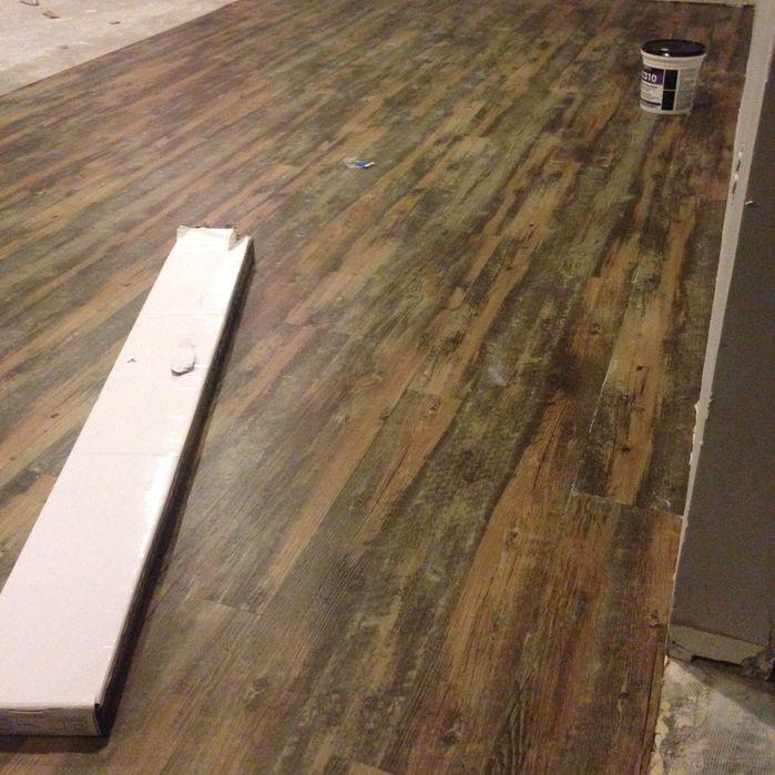"6"" x 48"" x 2mm Luxury Vinyl Plank in Windsor"