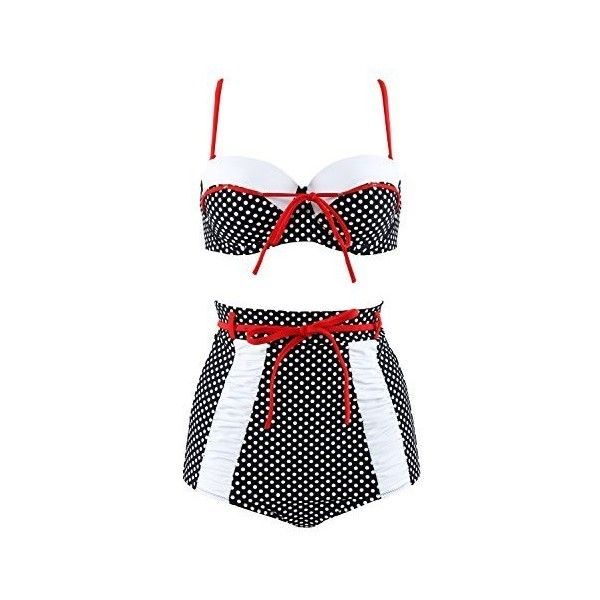 Graceful.u Retro Splice Sailor Nautical Red Stripe One Piece Swimsuit ❤ liked on Polyvore featuring swimwear, one-piece swimsuits, one piece bathing suits, retro one piece swimsuit, one piece swimsuit, nautical one piece swimsuit and 1 piece bathing suits