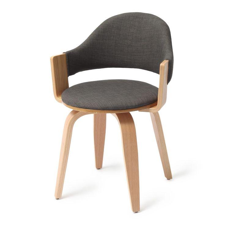 1000 id es sur le th me fauteuil pivotant sur pinterest chaises milo baugh - Fauteuil pivotant gris ...