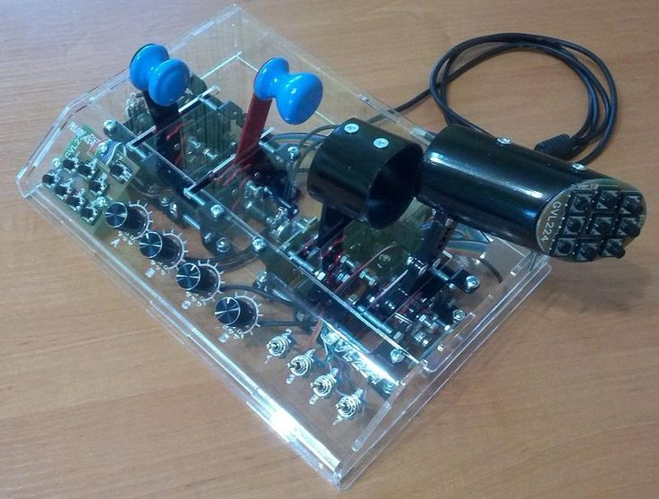 My engine control unit and mechanization | Flight Sim Controllers | SimHQ Forums