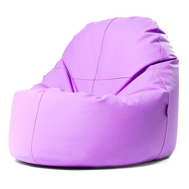 Puf Lounge Náutico Violeta