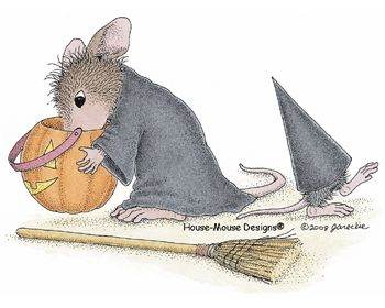 """Happy Halloween!"" from House-Mouse Designs®"