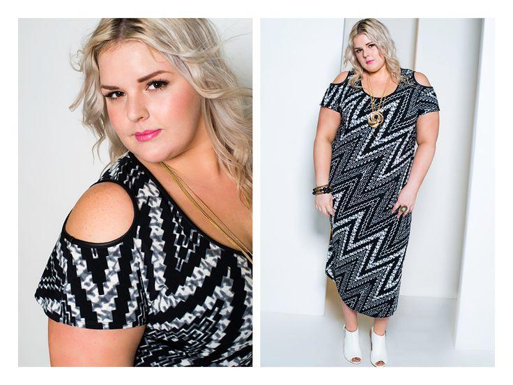 Summer Diva Maxi Dress $169 www.harlowstore.com #madeinaustralia #harlowlife #harlowlove #plussizefashion #psfashion