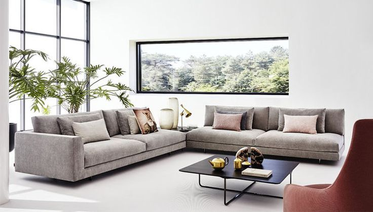 AXEL XL SOFA by MONTIS available at Haute Living