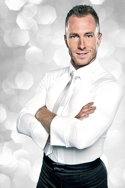 James Jordan Strictly Come Dancing 2012