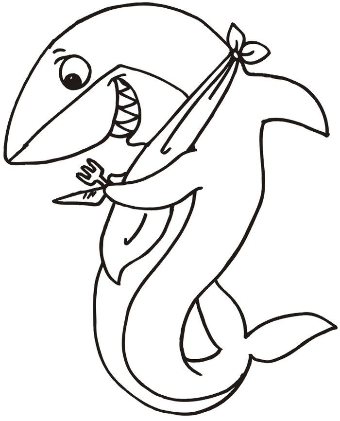 Cute Shark Coloring Pages Shark Coloring Pages Animal Coloring Pages Coloring Pages