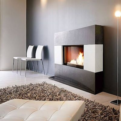 Las 25 mejores ideas sobre chimeneas minimalistas en - Chimeneas barcelona ...