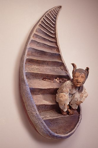 123 Best Clay And Other Fabulous Sculpture Images On Pinterest