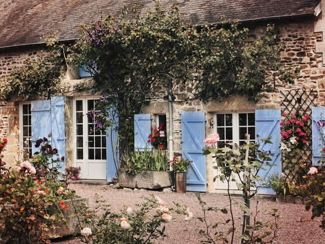 17 best images about french country cottage on pinterest for French countryside house