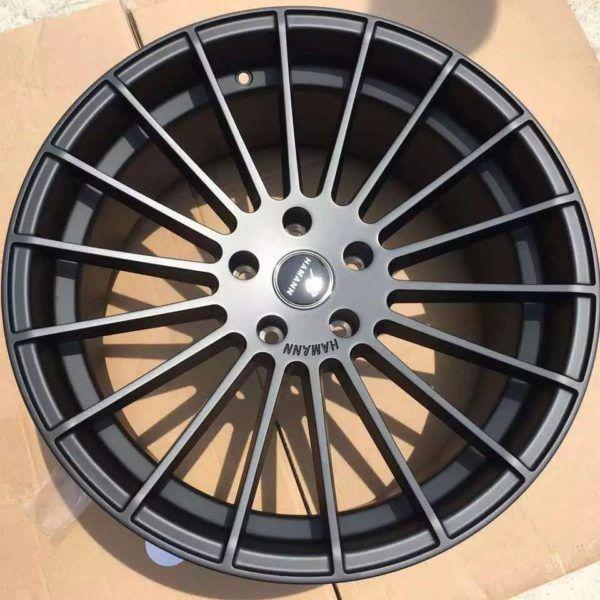 Anniversary EVO M Hamann Style Replica wheels