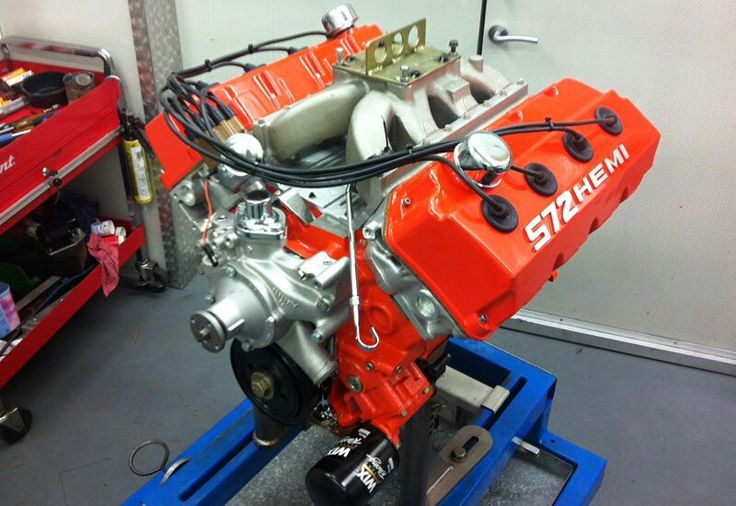 Mopar 572 hemi not much comes close toys for How much are car motors