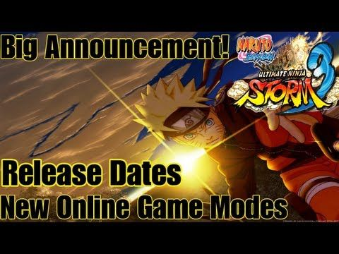 Naruto Shippuden Ultimate Ninja Storm 3 - US  UK Released Dates, Big Announcement Soon,  New Online Game Modes - http://software.artpimp.biz/games/naruto-shippuden-ultimate-ninja-storm-3-us-uk-released-dates-big-announcement-soon-new-online-game-modes/