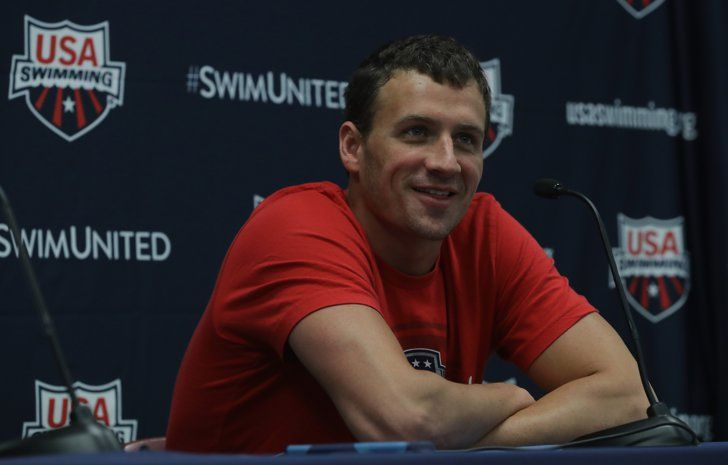 Pin for Later: And Now, a Hefty Dose of Hot Olympic Athletes Ryan Lochte  Country: USA Sport: Swimming Age: 32