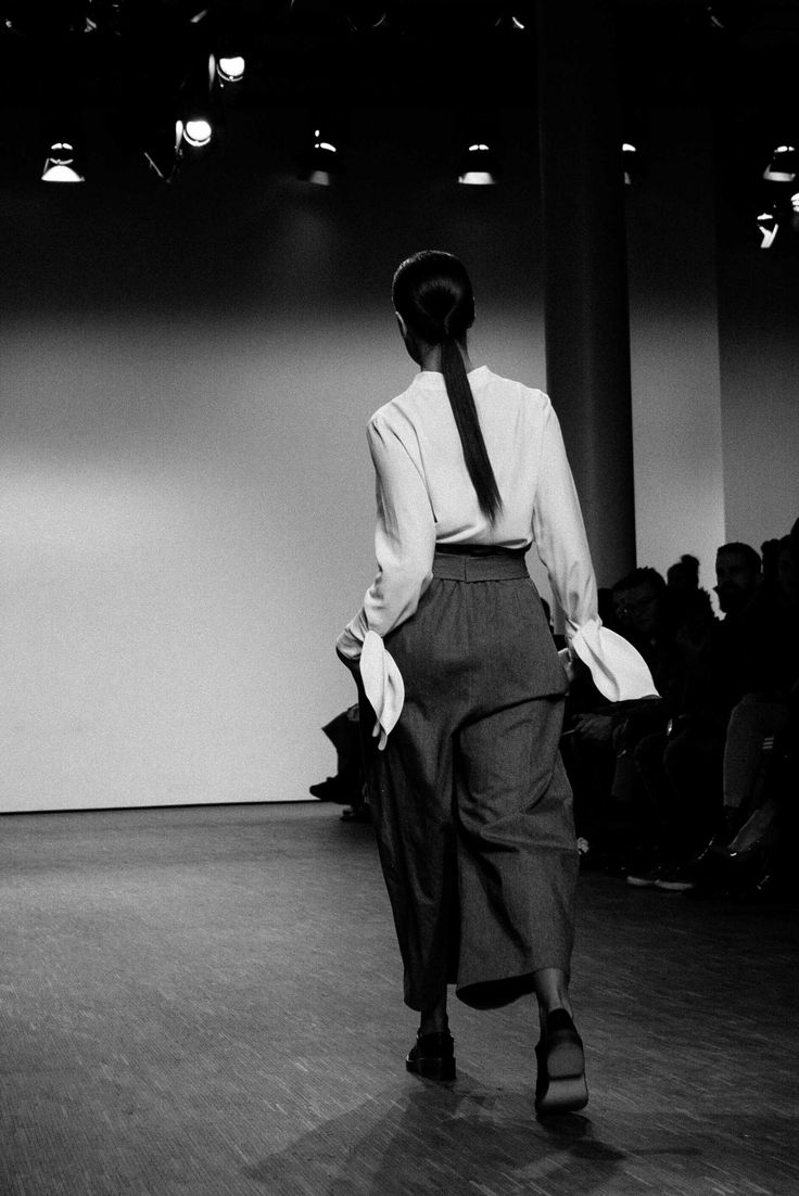 Ioana Cristina Casapu — BERLIN FASHION WEEK