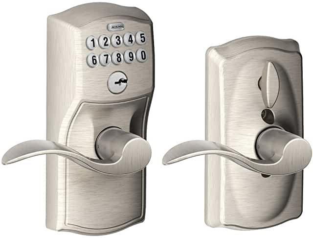 Amazon Com Keyless Front Door In 2020 Keyless Door Lock Schlage Door Locks