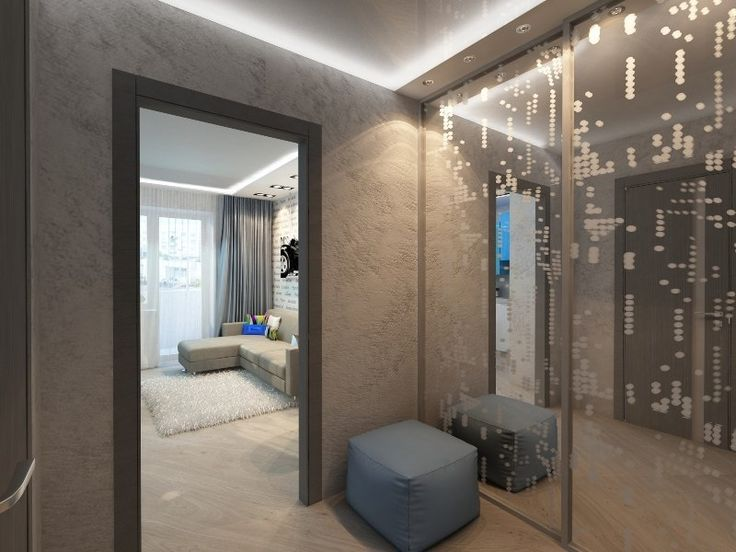 Небольшая квартира 27 кв м - Дизайн интерьеров | Идеи вашего дома | Lodgers