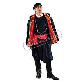 Crete Costume for Men Style 642029