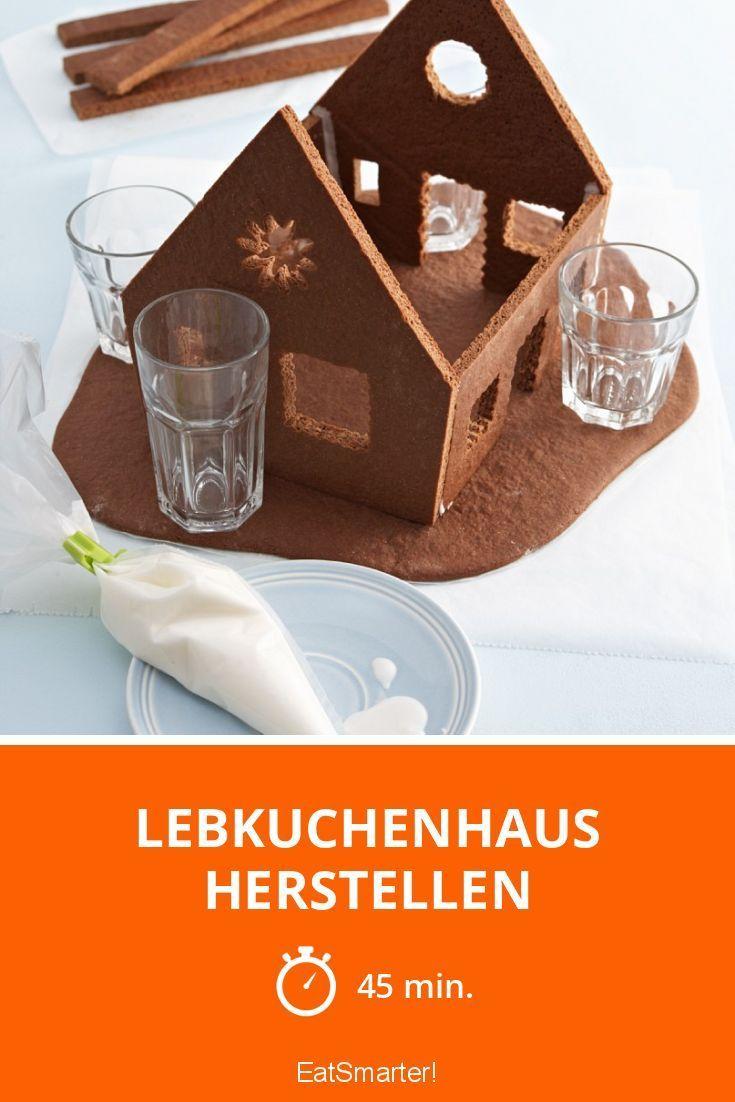 Lebkuchenhaus herstellen - smarter - Zeit: 45 Min. | eatsmarter.de