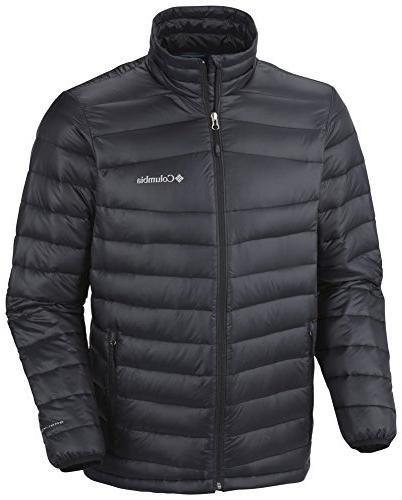 Omni Heat Columbia Jacket versus Packable Down