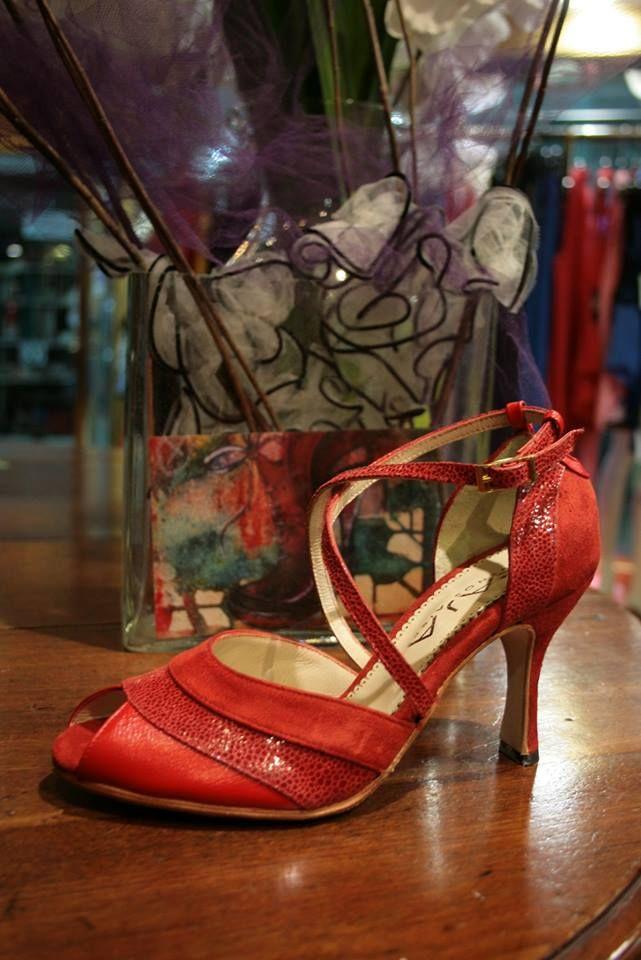 www.kaja.it scarpe da Tango