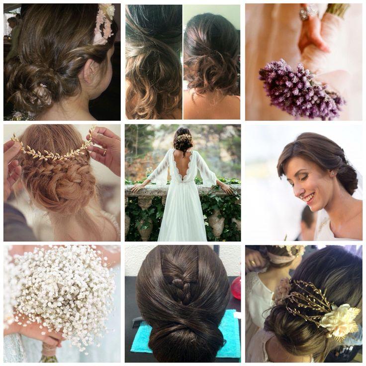 Novias con estilo! #Sandradelmoral #makeup #hair #noviasconestilo https://www.facebook.com/SandraDelMoralMakeUp/