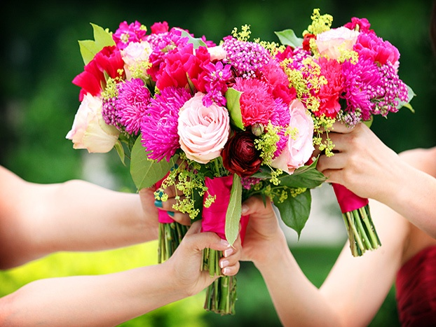 17 best images about multi colored wedding on pinterest for Natural multi colored roses