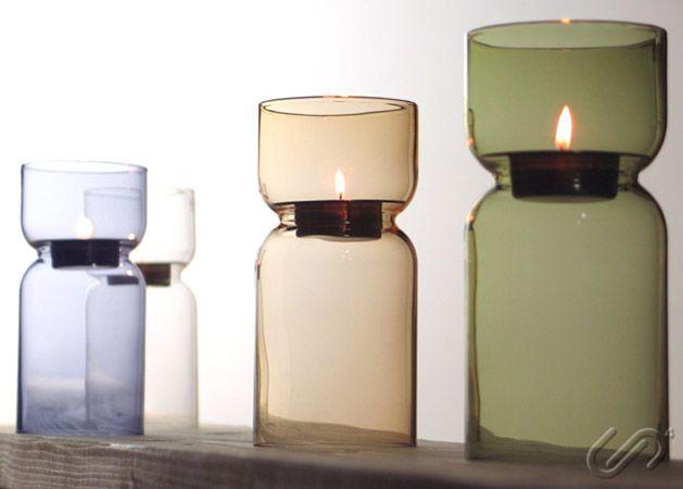 Iittala Lantern candleholders.