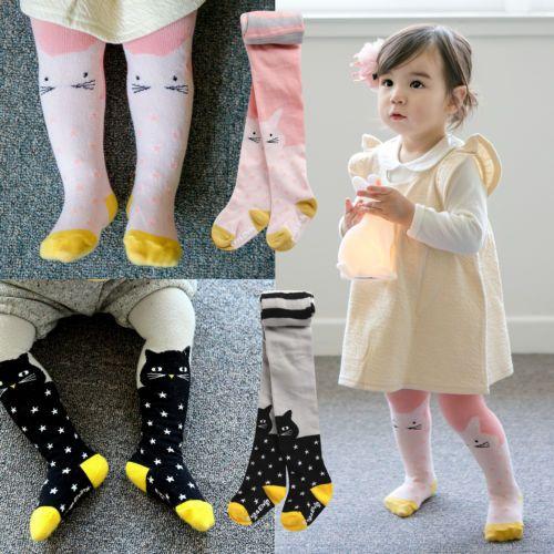 Vaenait-Baby-KOREA-Kids-Girls-Tights-Bottom-Trousers-Socks-Chloe-100-210mm