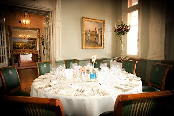 Lords Cricket Ground Is Licensed For Civil Marriage And Partnership Ceremonies Offers Space Both Grand Intimate Wedding