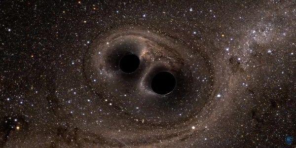 Η σκοτεινή ύλη φτιάχτηκε από τις πρώτες μαύρες τρύπες