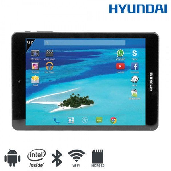 HYUNDAI ATHENEA 7.85'' TABLET - Geeks Buy Gadgets