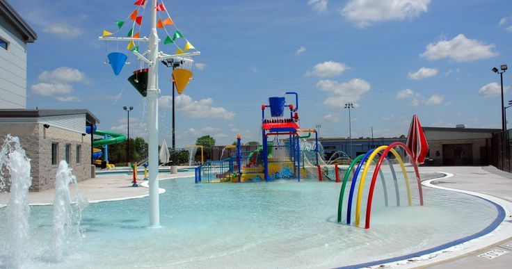 West Gwinnett County Park And Aquatic Center Pools