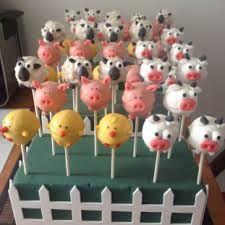 Resultado de imagen para mesa dulce animales de la granja