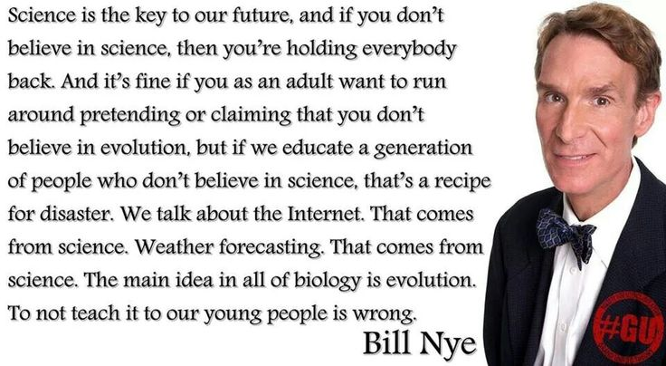 Forever in love with Bill Nye