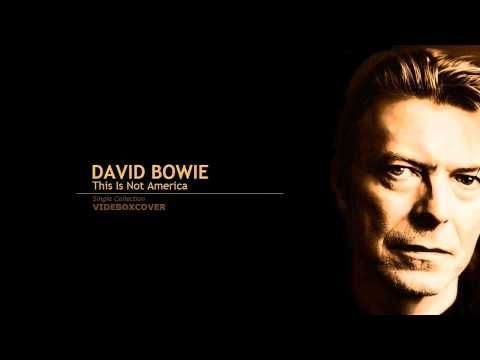 David Bowie - This Is Not America     chordify