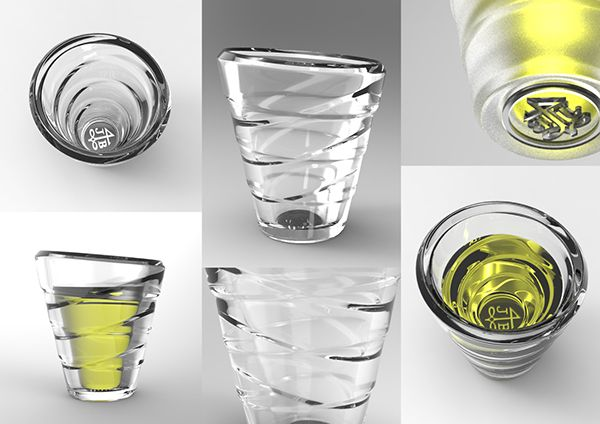 BECHEROVKA GLASS COMPETITION on Behance http://www.becherovka.cz/pohar-ceskych-designeru/detail-navrhu/#0