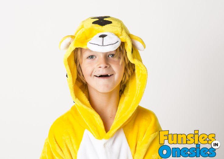 Kids Tiger Onesie