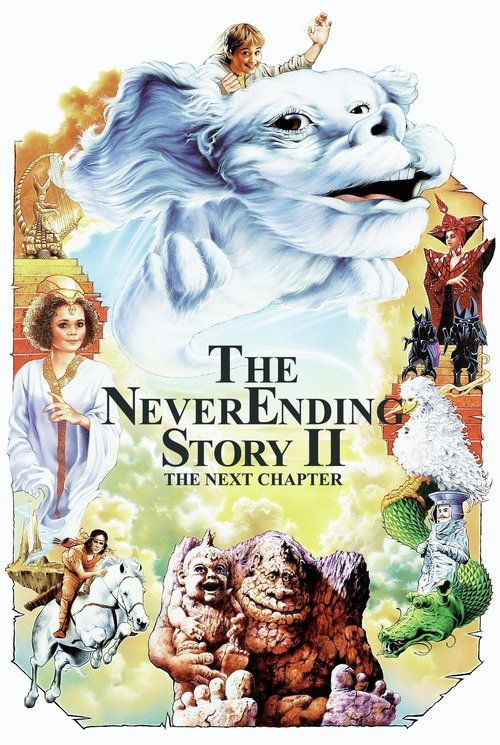 The Neverending Story II: The Next Chapter 【 FuII • Movie • Streaming