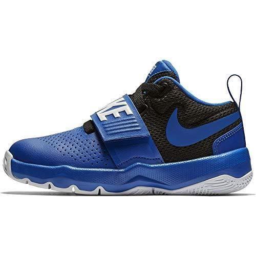Pre School Basketball Shoe PS Boy/'s Nike Team Hustle D 8