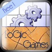 84 Logic Games - FREE Brain Teasers Puzzle Pack!