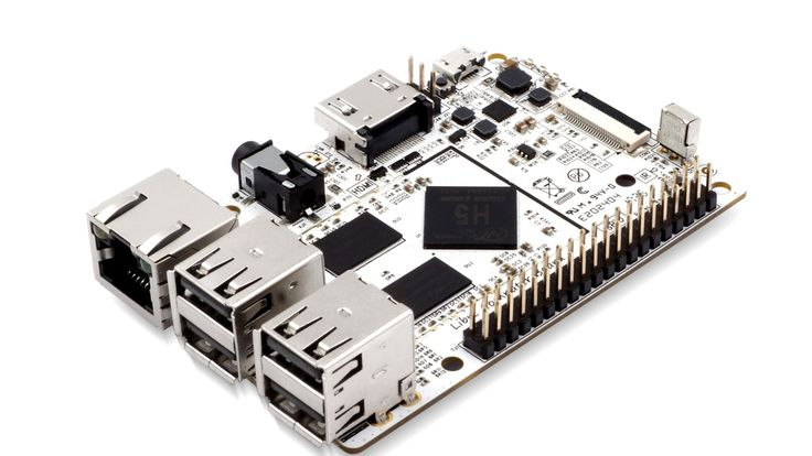 Raspberry Pi 3 form factor board with up to 2GB RAM. Android 7 Nougat, Ubuntu 16.04, RetroGaming, Media Center, DIY, Arduino, and more!