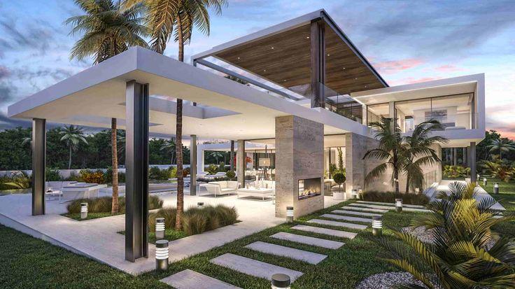 Modern Villas for sale Spain