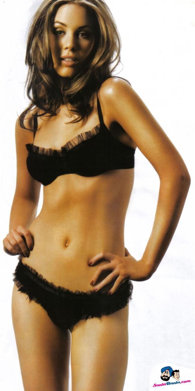 pics Roxanne mckee bikini