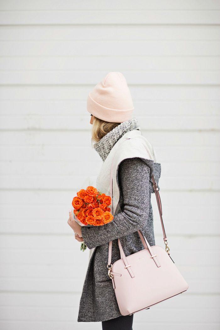 pink & gray